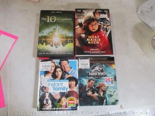 Misc. DVDs