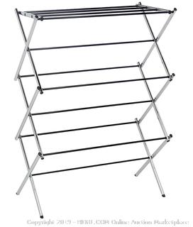 Foldable Drying Rack Chrome