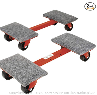 Roberts 10 - 575 heavy cargo moving dollies ($94 Online)