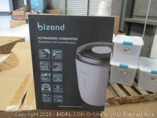 BIZOND ULTRASONIC HUMIDIFIER (FACTORY SEALED)