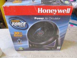 HONEYWELL POWER AIR CIRCULATOR