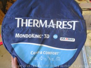 THERMAREST CAMP & COMFORT