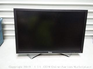 Dell 2408 wfp 24 in 1220 x 1200( no power cord) previously owned