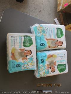 SEVENTH GENERATION DIAPERS SIZE 6