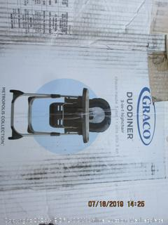GRACO DUODINER HIGHCHAIR (FACTORY SEALED)