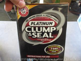 ARM & HAMMER PLATINUM CLUMP & SEAL LITTER