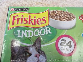 PURINA FRISKIES INDOOR CANNED CAT FOOD