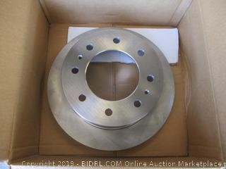 ACDELCO COATED BRAKE ROTOR