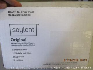 SOYLENT READY TO DRINK MEAL