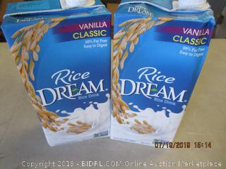 RICE DREAM RICE DRINK