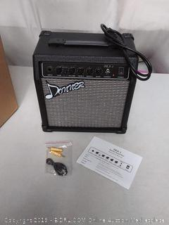 donner electric guitar amp