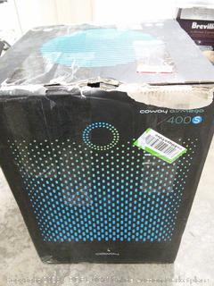 Coway Airmega 400 in Graphite/Silver Smart Air Purifier with 1,560 sq. ft. Coverage (Online $550) Please Preview