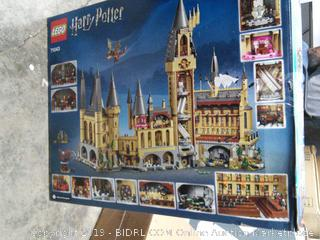 LEGO Harry Potter Hogwarts Castle 71043 Building Kit (6020 Piece) (online $400) Please Preview