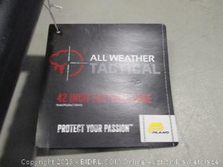 All Weather Tactical Case