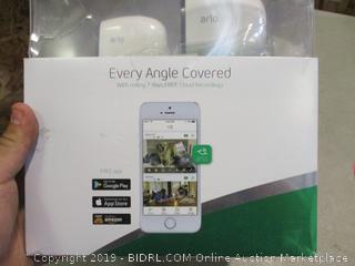 Arlo Pro Free HD Security Camera