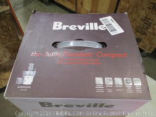 Breville The Juice Fountain Compact