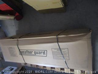 weather guard aluminum box item