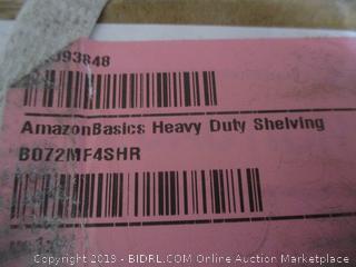 heavy duty aluminum storage rack