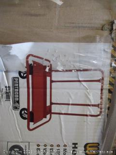 heavy duty drywall cart