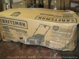 Craftsman self propelled lawnmower