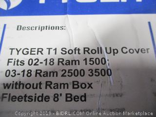 tyger soft roll-up auto cover