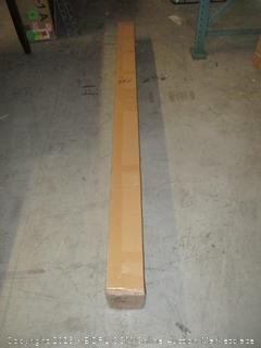 8-feet purple balance beam