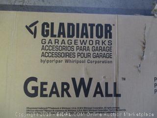 Gladiator GearWall garageworks accessory