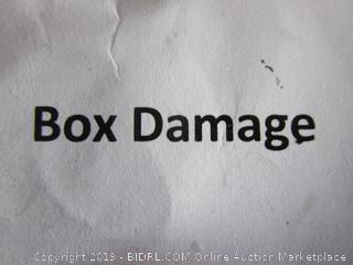 eureka powerspeed lightweight upright vacuum cleaner - new, box damage