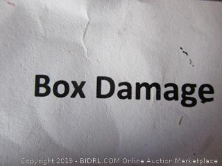 SAMTIAN LED video light - box damage, new