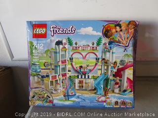 LEGO friends heartlake city resort toy set