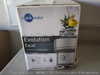 evolution excel ultimate performing food waste disposer