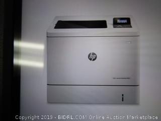 HP color LaserJet M553n printer