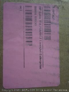 HP color LaserJet M553n printer