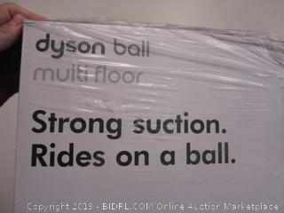 Dyson Ball Sealed Box damage