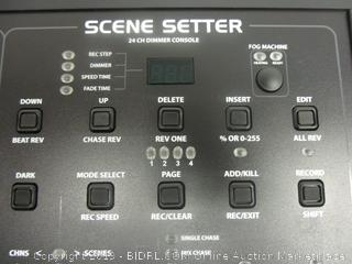 ADJ Scene Setter 24 Channel Conventional Dimming Console