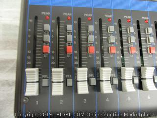 Yamaha Mixing Console