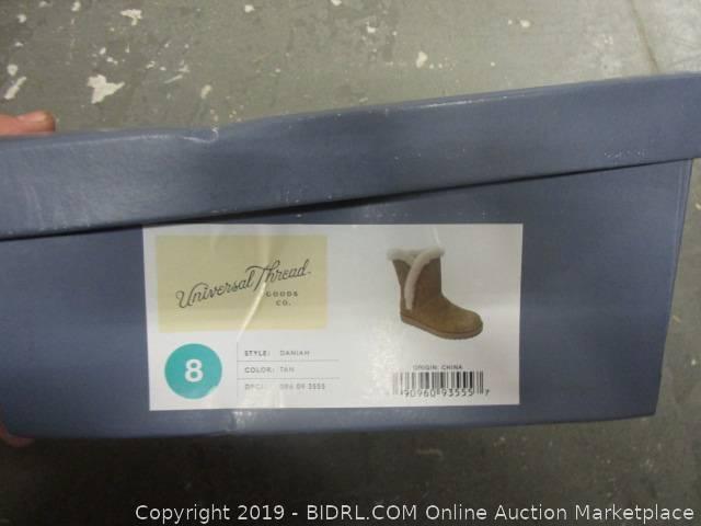 BIDRL.COM Online Auction Marketplace Auction: Shoes