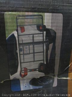 Curt Hitch Mounted Cargo Carrier