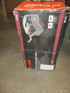 CURT 16049 Black Q25 5th Wheel Hitch for Ram Puck System, 25,000 lbs. (Retail $904.00)