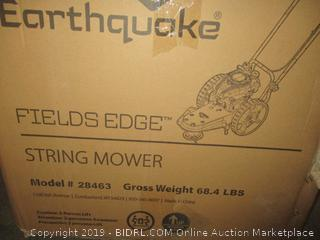 Earthquake Fields Edge String Mower