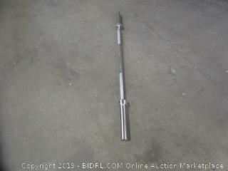 CAP Barbell 5 Foot Solid Olympic Bar