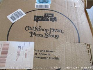 HONEY CAN DO OLD STONE OVEN PIZZA STONE