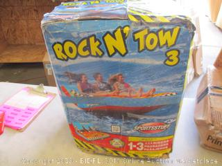 ROCK 'N TOW 3 INFLATABLE RAFT