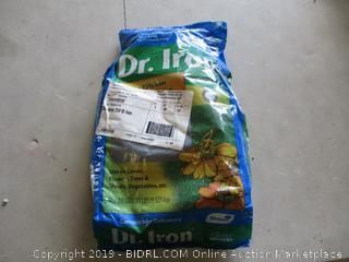 DR. IRON LAWN & GARDEN SOIL