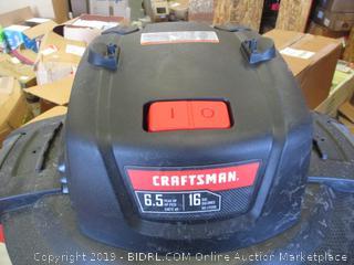 CRAFTSMAN WET/DRY VAC