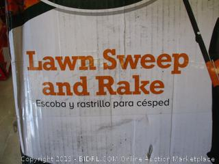 SCOTTS LAWN SWEEP & RAKE