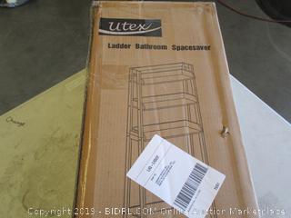 UTEX LADDER BATHROOM SPACESAVER