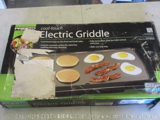 PRESTO ELECTRIC GRIDDLE