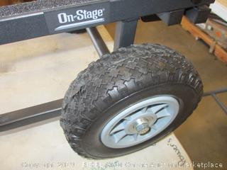 ON-STAGE UTILITY CART