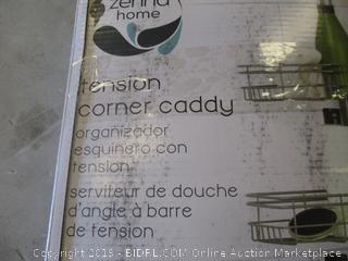 ZENNA HOME TENSION CORNER CADDY